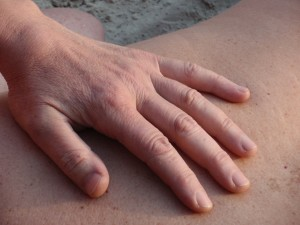 De haptonomische hand